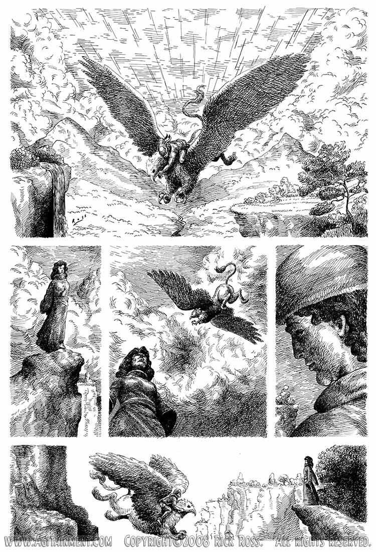 THE GRYPHON part 1