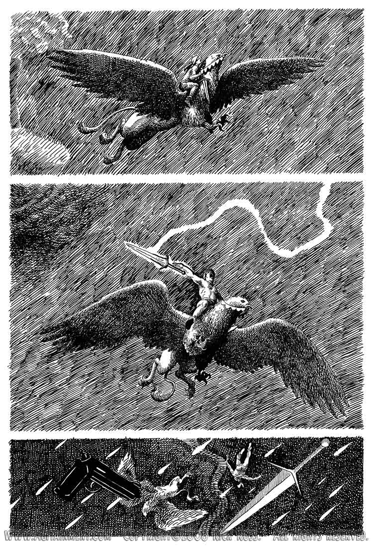 THE GRYPHON part 5