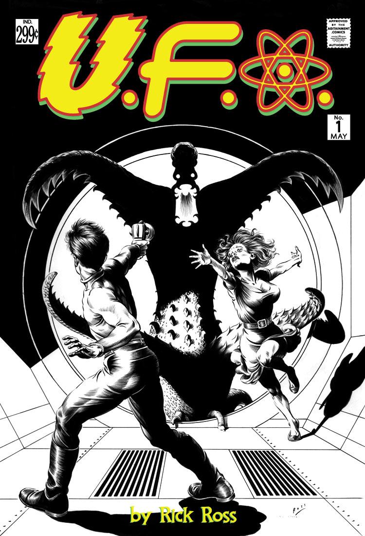 U.F.O. Cover