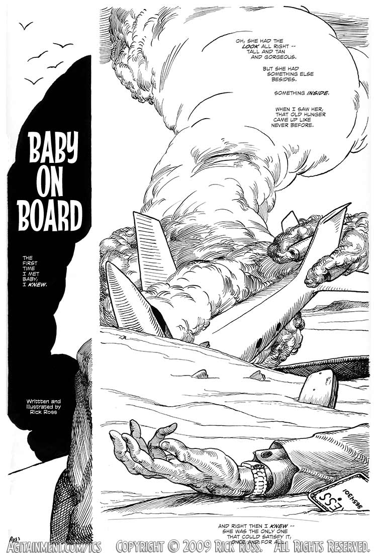 Baby On Board Part 1: The Crash!