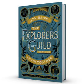 <em>The Explorers Guild Volume One: A Passage to Shambhala</em>