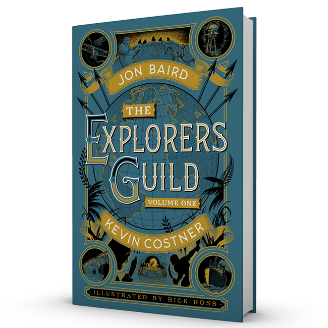 The Explorers Guild Volume 1: A Passage to Shambhala