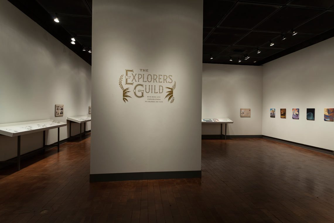 Explorers Guild Show
