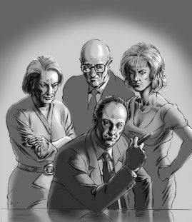 Sopranos Family - IDW Publishing